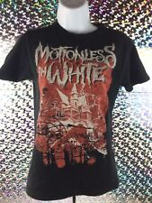 Motionless In White Rock Band  3D Printed Women//Men/'s T-Shirts  M02