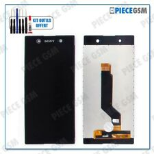 Piecegsm Écran LCD avec Vitre Tactile pour Sony Xperia XA1 Ultra - Noir