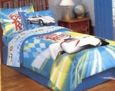 Speed Racer Comforter Twin size Bedding Set Cotton rich new