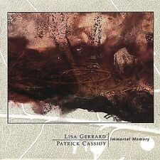 Immortal Memory by Lisa Gerrard & Patrick Cassidy (CD, Jan-2004, 4AD (USA))
