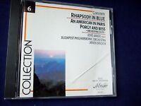 Gershwin: Rhapsody in Blue, etc. by Jenö Jandó (CD, May-1998, Delta Distribution