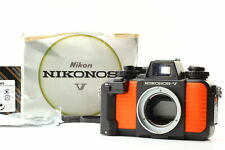 [Almost MINT] Nikon Nikonos V Underwater Film Camera w/ O-Ring From JAPAN