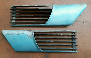 Fiat Dino Coupe 2000 Air Vents Fenders Front