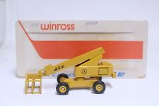 NICE VINTAGE WINROSS JLG LIFT TRUCK W/ BOX
