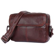 Tirion Genuine Leather Messenger Bag