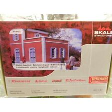 ** Hornby Skaledale HC8023 Station Extention Ready Made Model HO/OO