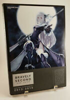 Bravely Second End Layer Design Works The Art of Bravley 2013-2015