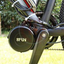 8fun,36V 500 W Bafang Mid Motor Kit,mid Drive , Electric Bike,Ebike Kit.