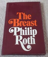 Philip Roth THE BREAST, First Edition, 1972, HC/DJ