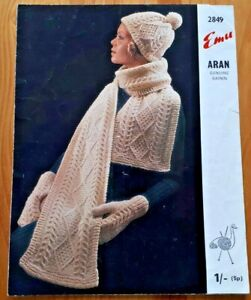 Emu 2849 Knitting Pattern