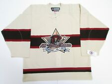 2011 AHL ALL STAR GAME HERSHEY AUTHENTIC REEBOK 6100 HOCKEY JERSEY SZ 54