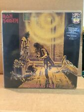 Iron Maiden Lp Running Free / Sanctuary Double Vinyl Limited Edition