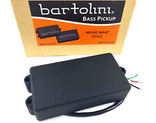Bartolini Humbucker Pickup for Ernie Ball Music Man Stingray Bass® PU-1225-023