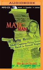 Nathan Heller: Majic Man 10 by Max Allan Collins (2015, MP3 CD, Unabridged)