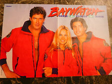 BAYWATCH  9  POSTER  1995  0220