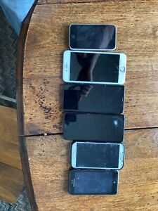 used iphone And Samsung Phones