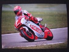 Photo Fortuna Honda Gresini NSR250 2002 #7 Emilio Alzamora (ESP) TT Assen #1