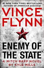 A Mitch Rapp Novel: Enemy of the State 14 by Kyle Mills (2017, Hardcover)