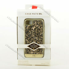 Case Mate Brilliance Hard Snap Cover Case for iPhone 5 iPhone 5s iPhone SE Gold