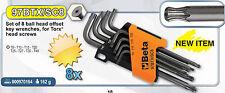 Beta Tools 97BTX/SC8 8pc Torx Key Set