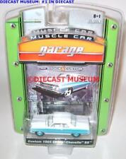 1965 '65 CHEVY CHEVELLE SS MUSCLE CAR GARAGE DIECAST GREENLIGHT 2008