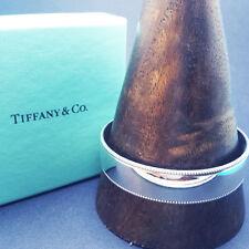 Tiffany & Co Argento Massiccio vasta Perline Braccialetto-Originale & Sensuale