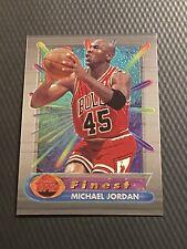 1994-95 Topps Finest Basketball Card #331 Michael Jordan Bulls HOF No Coating