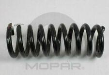 OEM MOPAR 2005-2010 Dodge Charger 300 Magnum L or R Coil Spring Rear 4895325AC