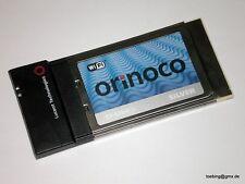 ORINOCO GOLD PCMCIA PC Card Wlan WiFi Classic 16Bit 5V WPA Windows XP Linux