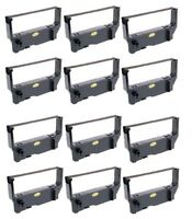 Star Micronics Compatible 12 Pack Purple POS Ribbon RC200P for SP & MP Printers