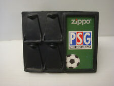 Présentoir display pour Briquet ZIPPO Football PSG club Paris Saint Germain