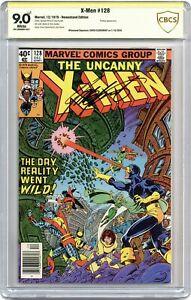 Uncanny X-Men #128 CBCS 9.0 SS 1979 20-2A6A664-027