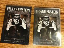 Frankenstein Complete Legacy Collection DVD + Slipcover 8 Film Set HORROR NEW
