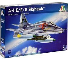 Italeri 1:48 2671: Düsenflugzeug A-4 E/F/G Skyhawk