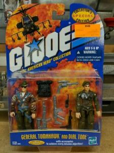 2000 General tomahawk Dial Tone GI Joe collector special edition action figure