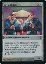Loyal Retainers - Foil new Commander's Arsenal MTG 2B3