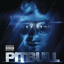 "PITBULL ""PLANET PIT"" CD NEU"
