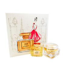 Joy 2 Pc Gift Set (Eau De Parfum Spray 2.5 Oz & Body Cream 3.4 Oz) by Jean Patou