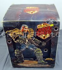 "Judge Dredd 12"" Statue Hand Painted Mega Heroes Collector Series #1851 of 3,500"