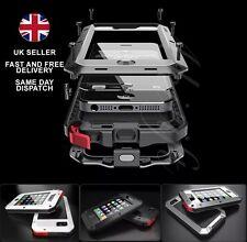 Gorilla Shockproof in Alluminio Lega di Metallo Nero Custodia Apple iPhone 7 PLUS UK STOCK