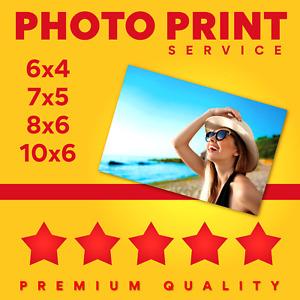 Photo Prints - Personalised Photograph Printing service - Photo Printing Glossy