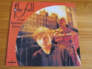 THE FALL / I Am Kurious Oranj OG SPAIN 1988 LP 1st PRESS TOP COPY!! NEAR MINT