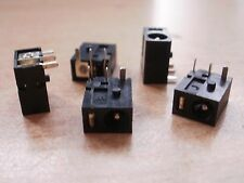 1.3mm  DC Power Jack socket     pack of 5   pcb mounted  UK stock      Z270
