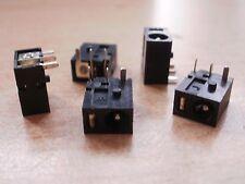 1.3mm  DC Power Jack socket     pack of 5   pcb mounted  UK stock      Z270