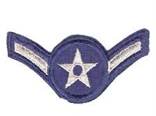 USAF Air Force Chevrons - Airman Third Class (single) - Vietnam era