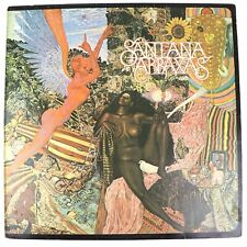 Santana - Abraxas - CBS Records (CBS 64087) Vinyl LP Album