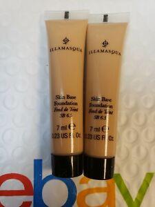 2x Illamasqua Skin Base Foundation in Shade SB 6.5  NEW 7ml, 0.23 oz