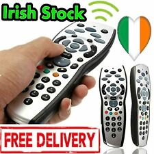 NEW SKY HD Plus + Box Remote Replacement Already Programmed Easy to Use