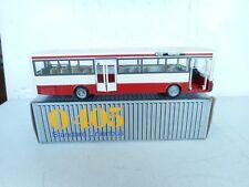 RARE 1:50  NZG Mercedes Benz Bus 0405 Marktplatz Rathaus Red  N M Boxed