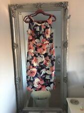 Gorgeous Floral Dress By Coast Size 12